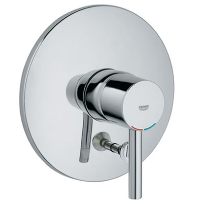 Grohe 19.494.000 Essence Pressure Balance Valve Trim with Diverter - Starlight Chrome
