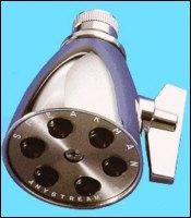 Speakman 2252 2 3 4 face shower head chrome for Speakman shower heads home depot