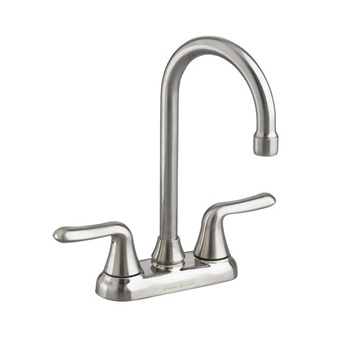 American Standard 2475.500.075 Colony Soft Bar Faucet - Stainless Steel
