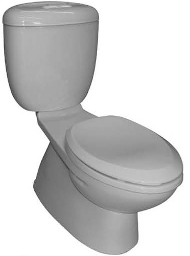 Toilets One And Two Piece