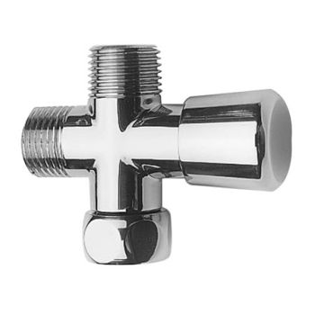 Newport Brass 286-15S Diverter Valve For Shower Arm - Satin Nickel (Pictured in Polished Chrome)