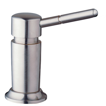 Grohe 28.751.SD1 Deluxe XL Soap/Lotion Dispenser - Real Steel