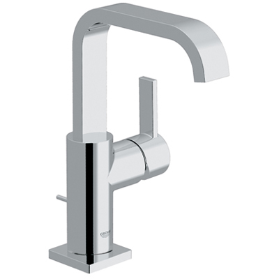 Grohe 32.128.000 Allure Single Handle Centerset Lavatory Faucet - Chrome