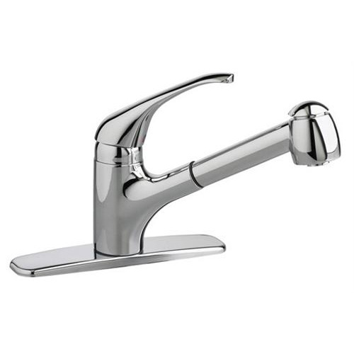 American Standard 4205.104.002 Reliant Pull-Out Kitchen Faucet - Polished Chrome