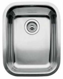 Blanco 440247 Blancosupreme Undermount Kitchen Sink - Stainless Steel
