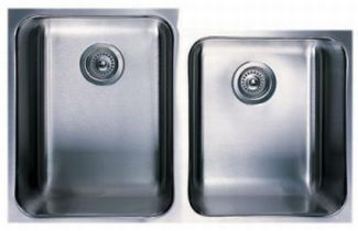 Blanco 440254 Blancospex Plus Undermount Kitchen Sink - Stainless Steel