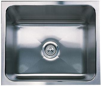 Blanco 440288 Magnum Undermount Kitchen Sink - Stainless Steel
