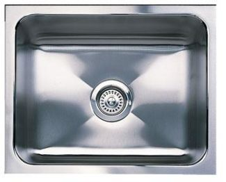 Blanco 440292 Blancomagnum Undermount Kitchen Sink - Stainless Steel