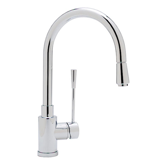 Blanco 440597 Kontrole Single Handle Pulldown Kitchen Faucet - Chrome