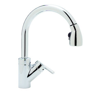 Blanco 440618 Rados Single-Handle Kitchen Faucet - Chrome
