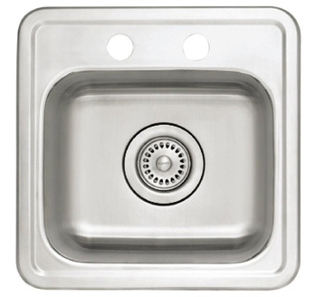 Blanco 441265 Spex II Bar Sink - Stainless Steel