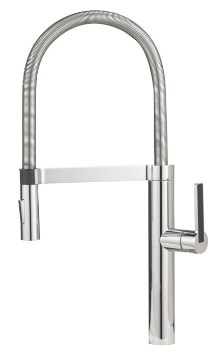 Blanco 441331 Culina Semi Pro Kitchen Faucet - Chrome