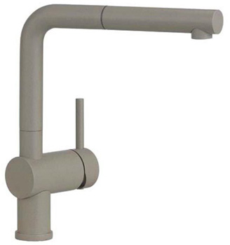 Blanco 441335 Linus Pullout Kitchen Faucet - Truffle