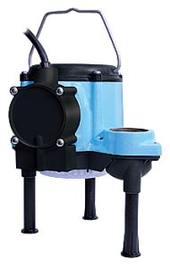 Little Giant 6-CIA W-LEGS 1/3 HP, 115V - Automatic Submersible Sump Pump w/ legs, 8' Power Cord (506162)
