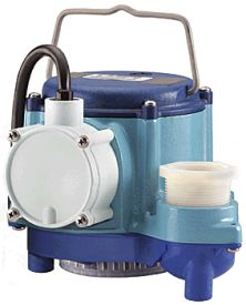 Little Giant 8-CIA 4/10 HP, 54 GPM - Automatic Submersible Sump Pump, 10' Power Cord (508157)
