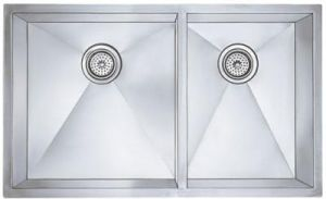 Blanco 512750 Blancoprecision Undermount Kitchen Sink - Stainless Steel