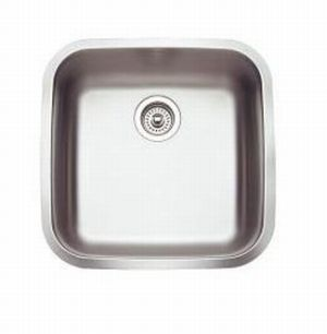 Blanco 513-616 BlancoNorstar Kitchen Sink - Stainless Steel
