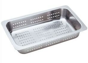 Captivating Blanco 514015 Colander For Performa Sinks   Stainless Steel