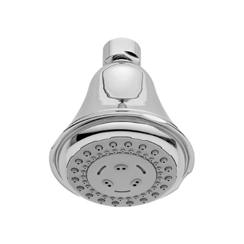KWC 5457.0100.3217 Hansaclassic 65mm Shower Head - Brushed Nickel