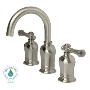 Pegasus 67389-8004 Verdanza Widespread Lavatory Faucet - Brushed Nickel