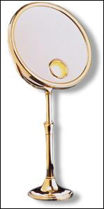 72-32 The French Reflection Botique Mirror Gold