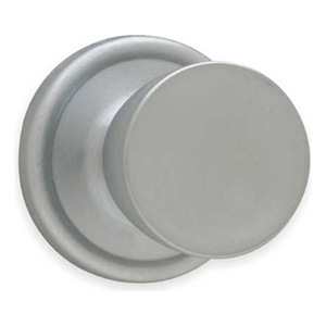 Kwikset 720A-26D-6AL-RCS Abbey Hall / Closet Door Knob - Satin Chrome
