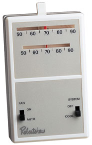 robertshaw 986 1r mechanical thermostat faucetdepot com rh faucetdepot com Carrier Thermostat Carrier Thermostat