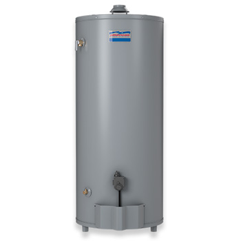American Water Heaters UG62-100T75-4NV 98 Gallon Ultra-Low NOx High Recovery Natural Gas Water Heater