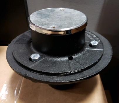 Ab Amp A 5090 Shower Drain Grate Chrome Faucetdepot Com