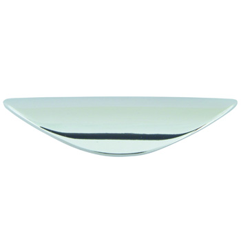 Atlas Homewares A814-CH Successi Solara Cabinet Pull - Polished Chrome