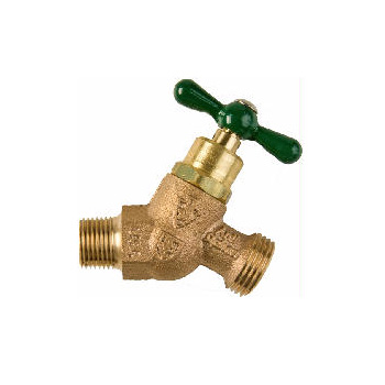 Arrowhead Brass 361 No-Kink Hose Bibb