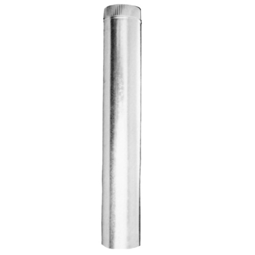 American Metal AM6VP 6 X 30 Single Wall Vent Pipe
