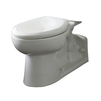 American Standard 3703.001.020 Yorkville Elongated High Toilet Bowl - White