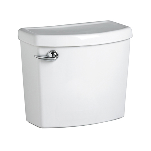 American Standard 4000.101.020 Cadet-3 Concealed Trapway Toilet Tank Only - White