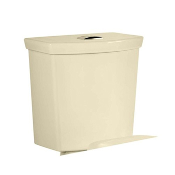 American Standard 4339.216.021 H2Option Toilet Tank Only - Bone