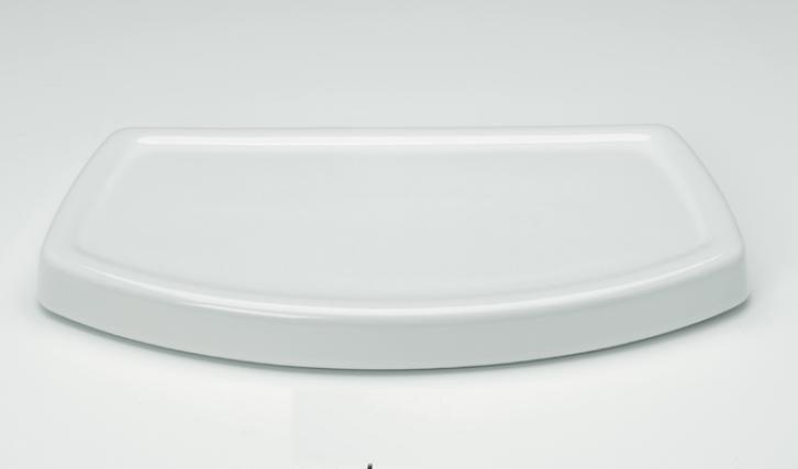 American Standard 735121-400.020 Cadet Toilet Tank Cover - White ...