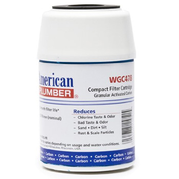 American Plumber WGC478 Carbon Water Filter
