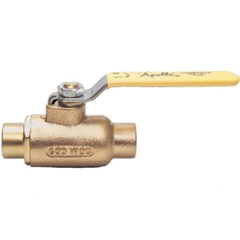 Conbraco 70-207-01 Apollo 1-1/2 inch  CXC Sweat Ball Valve