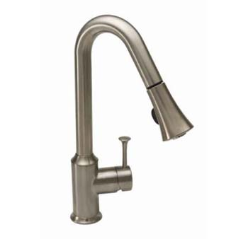 American Standard 4332.300.075 Pekoe Pull Down Kitchen Faucet - Stainless Steel