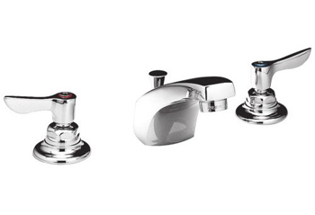 American Standard 6500.140.002 Monterrey 8 Inch Lavatory Widespread Faucet Less Drain - Chrome