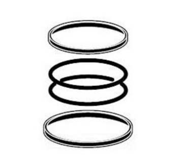 American Standard M962297-0070A Spout Seal Kit for Kitchen Faucet