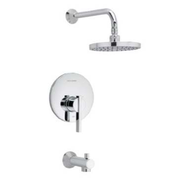 American Standard T430.502.002 Berwick Bath and Shower Trim - Polished Chrome