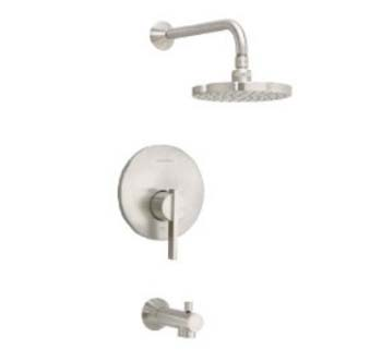 American Standard T430.502.295 Berwick Bath and Shower Trim - Satin Nickel