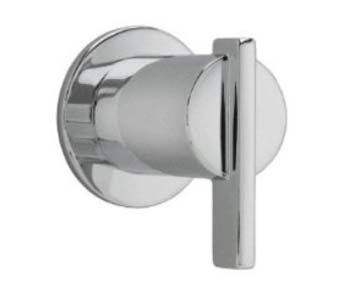American Standard T430.700.295 Berwick Lever Handle Volume Control Trim Kit - Satin Nickel