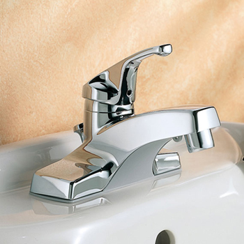 American Standard 2175.200.002 Colony Single Control Bathroom Faucet - Polished Chrome