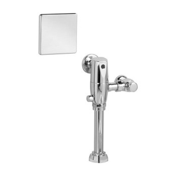 American Standard 6067.721.002 Selectronic 1.28 GPF Exposed Urinal Flush Valve for 1-1/2