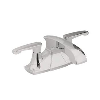 American Standard 7005.201.295 Copeland Two Lever Handle Centerset Lavatory Faucet - Satin Nickel
