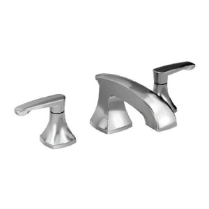 American Standard 7005.801.295 Copeland Two Handle Widespread Bathroom Faucet - Satin Nickel