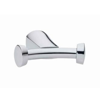 American Standard 7010.210.075 Green Tea Double Robe Hook - Stainless Steel (Pictured in Polished Chrome)