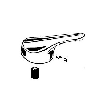 American Standard 060243-2950A Handle - Satin